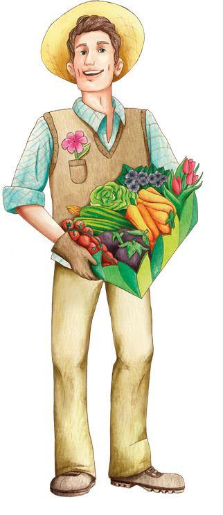 Il Giardino delle meraviglie: Sam, il nostro contadino